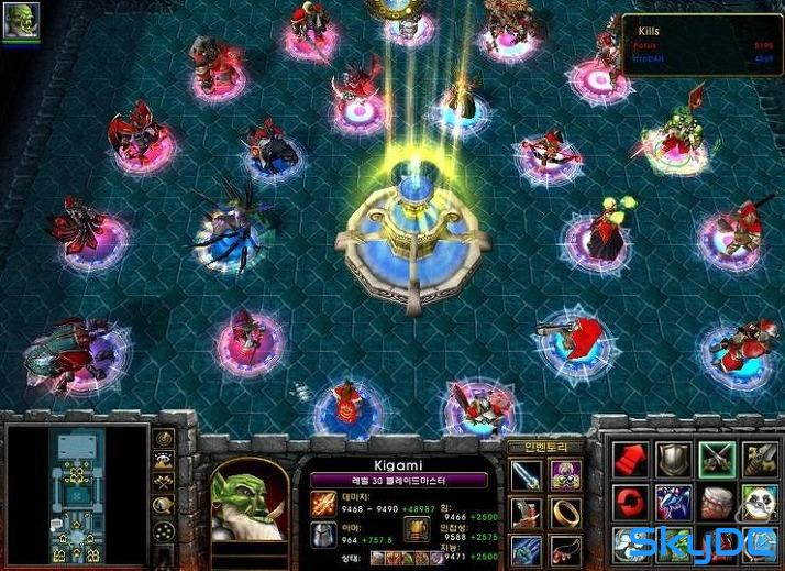 워크 X hero siege 3.52 한글 다운로드