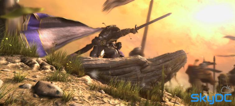 [정리] 워크래프트3 - 레인 오브 카오스, 시네마틱 인트로 동영상 / WarCraft 3 - Reign of Chaos, Cinematic Intro