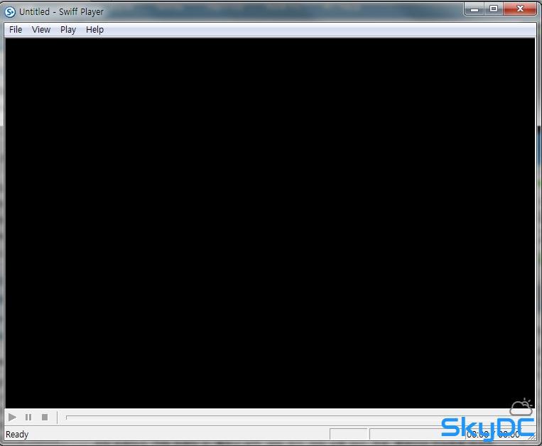 swf 파일 재생  (Swiff Player)
