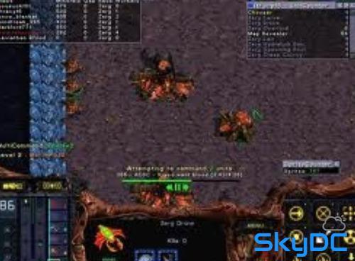 zloader(지로더) - 스타크래프트 맵핵 프로그램.