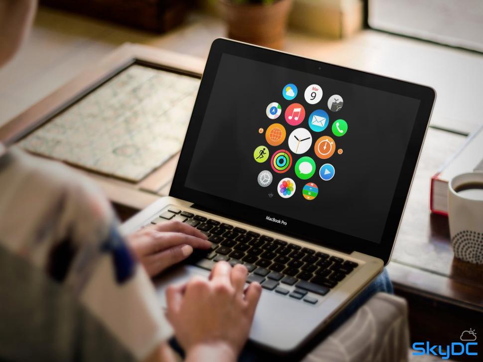 애플 맥북, 아이폰, 아이패드을 위한 월페이퍼(바탕화면)