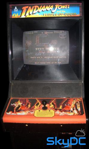인디아나 존스 - 마궁의 사원 (세트 1) Indiana Jones and the Temple of Doom (set 1)