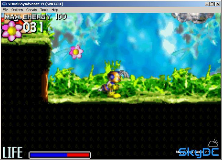 GBA] GBA 게임보이 어드밴스 에뮬레이터 VisualBoyAdvance-M SVN r1231