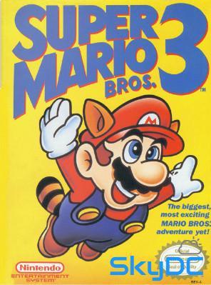 Super Mario Bros 3 - 슈퍼 마리오 3
