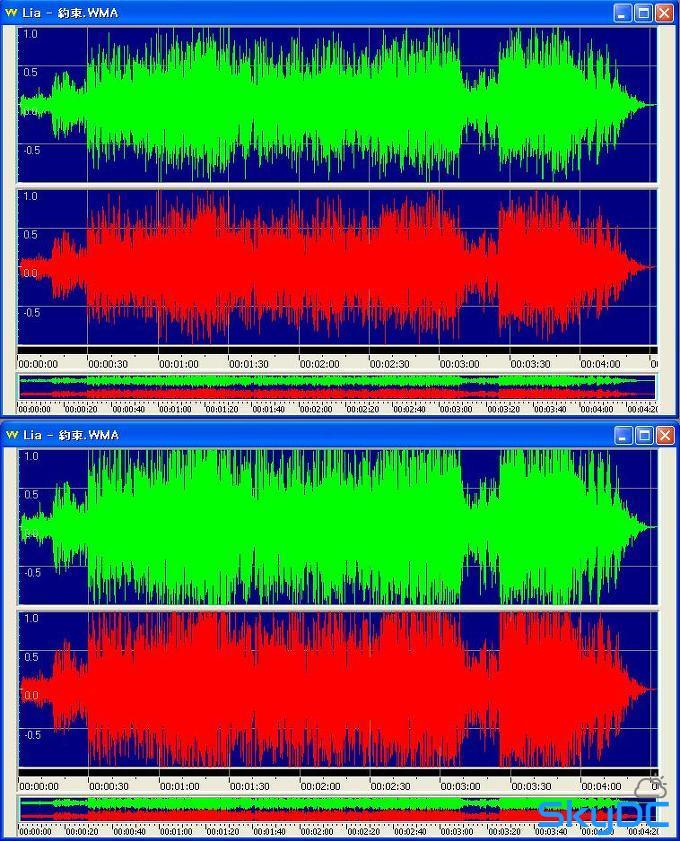 mp3합치기 mp3편집기 골드웨이브 음악자르기 음악붙이기 잡음제거 방법