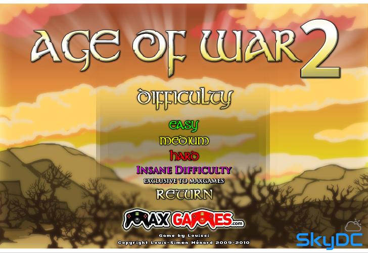 [디펜스게임]전쟁시대2 버그판 게임하기